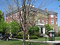 Fay House - Radcliffe Yard, Harvard University, Cambridge, Massachusetts, USA - IMG 6595.JPG