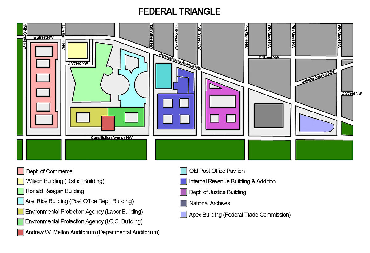 Federal Triangle - Wikipedia