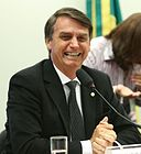 Federal Deputy Jair Bolsonaro at the Brazilian Chamber of Deputies