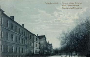 Fehertemplom (Franz-Josef-Kaserne)