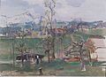 Felix Esterl - Landschaft bei Lind-Sternberg I - 1931.jpeg