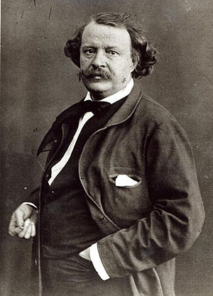 Nadar (photographer) - Self-portrait of Nadar, c. 1860