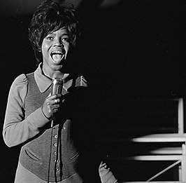 P.P. Arnold in 1968