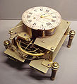 Ferdinand Berthoud marine clock No2 with motor spring and double pendulum sheel 1763.jpg