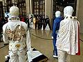 Feria del Disco de Coleccionista en Barcelona (Abril 2016) - Exhibición Elvis Presley 5.jpg