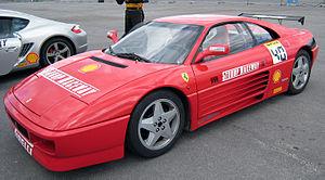 Ferrari 348 - Ferrari 348 Challenge