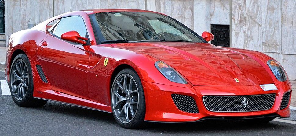 Ferrari 599 GTO - Flickr - Alexandre Prévot (12) (cropped)