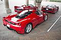 Ferrari F40, F50, and Enzo (11509218295).jpg
