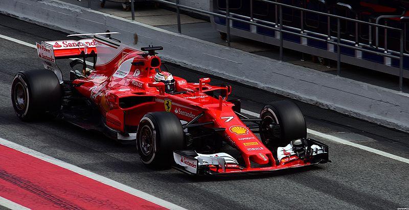 File:Ferrari SF70H Räikkönen Barcelona Test.jpg