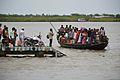 Ferry Boat Crossing River Matla - Godkhali - South 24 Parganas 2016-07-10 4845.JPG