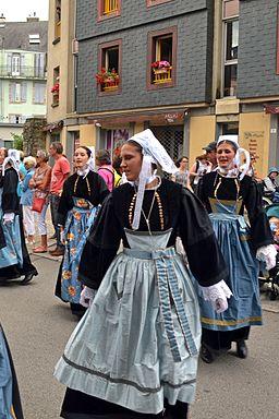 Festival de Cornouaille 2014 - Défilé en fête 071