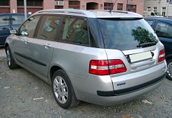 Fiat Stilo Kombi rear 20071105.jpg
