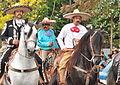 Fiestas Patrias Parade, South Park, Seattle, 2015 - 241 - the horses (20974016244).jpg