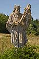 Figurenbildstock hl. Johannes Nepomuk nördlich von Zettlitz.jpg