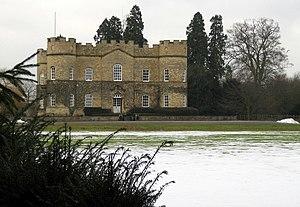 Fillingham - Image: Fillingham Castle geograph.org.uk 1164459