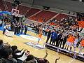 Final de la Copa de la Reina de baloncesto de 2010.JPG