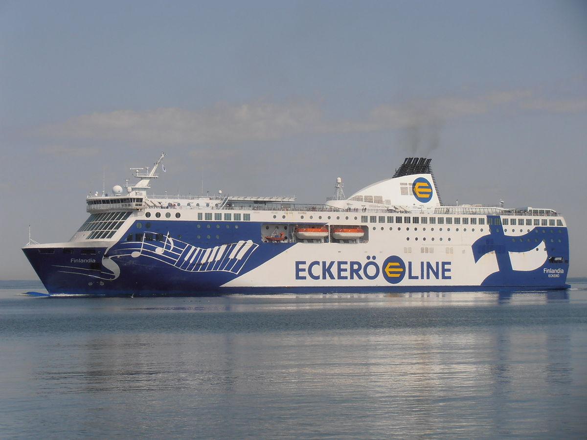 Eckerö line tax free