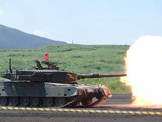 Type 90 tank Main battle tank