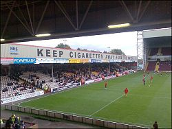 meaning of motherwell