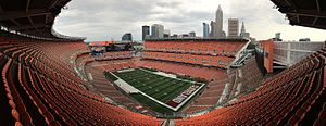 FirstEnergy Stadium - Image: First Energy Stadium panorama 2016