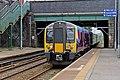 First TransPennine Class 350, 350401, Eccles railway station (geograph 4004729).jpg