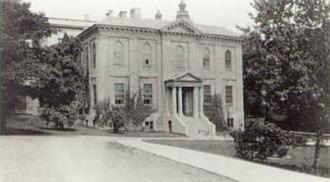 McGill University Faculty of Medicine - McGill's medical building 1872-1906