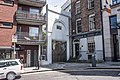 Fishamble Street is a street in Dublin within the old city walls. - panoramio (5).jpg
