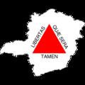Flag map of Minas Gerais.png