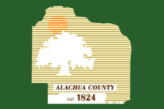 Alachua County, Florida - Image: Flag of Alachua County, Florida