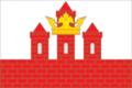 Flag of Borisovskoe (Moscow oblast).png