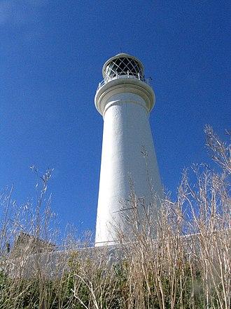 Flat Holm - Flat Holm Lighthouse