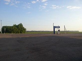 Znamensky District, Tambov Oblast - Flatland in Znamensky District