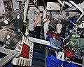 Flickr - Official U.S. Navy Imagery - VCNO tours Battle Stations simulator..jpg