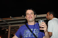 Flickr - Wikimedia Israel - Wikimania 2011 - Beach party (70).jpg