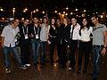 Flickr - proteusbcn - La delegació Andorrana amb la israelí.jpg