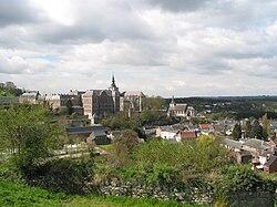 Floreffe - Abbaye et village (1).JPG