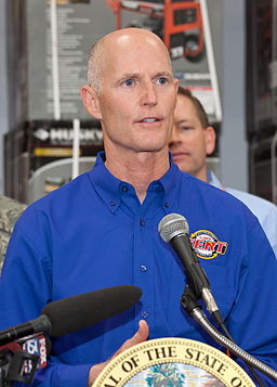 Florida Governor Rick Scott 1