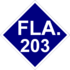 FL 12 historic shield