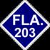 FL 12 historic shield