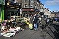 Flower stall on Cheapside - geograph.org.uk - 1755212.jpg
