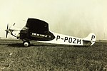 Fokker F.VIIa P-POZM with Lorraine 12Eb engine (7585231382).jpg