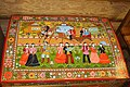 Folk crafted box with Gorodets painting.jpg