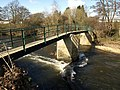 Footbridge over the Teign - geograph.org.uk - 1172771.jpg