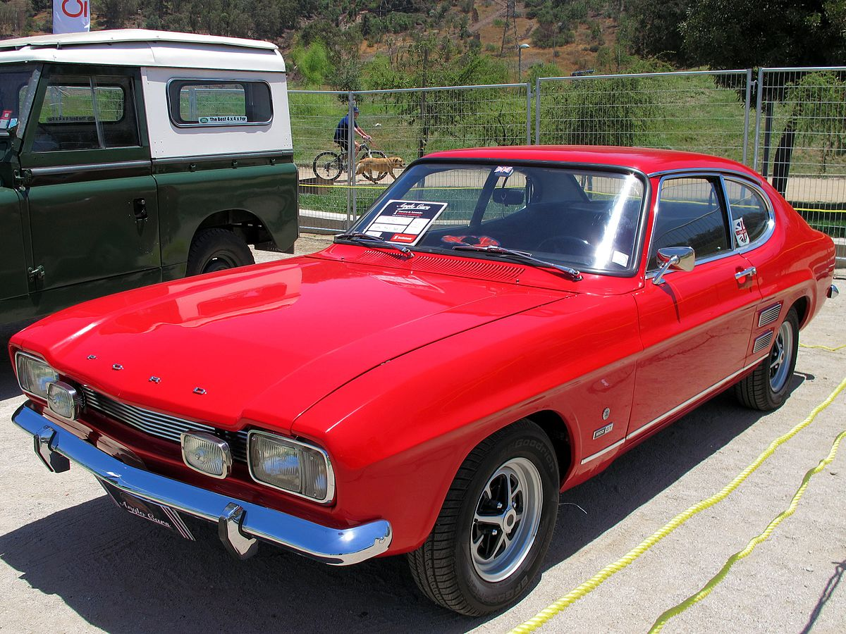 Ford capri wikipedia