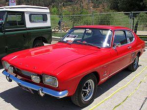Ford Capri - 1969 Ford Capri MkI 1600 GT XL