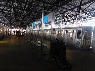 Forest Park station - Image: Forest Park Station