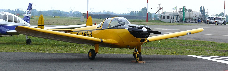 Forney F-1A Aircoupe G-ARHB,
