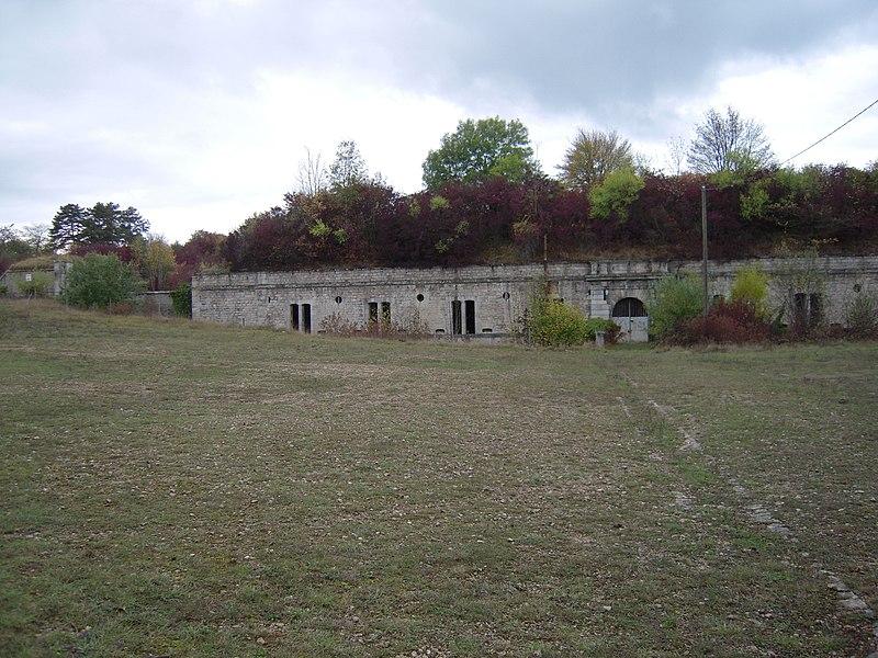 Fort de Montboucons