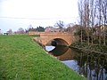 Forty Foot Bridge, Ramsey Forty Foot, Cambs - geograph.org.uk - 153240.jpg