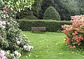 Forty Hall Garden, Enfield, Middlesex - geograph.org.uk - 662615.jpg